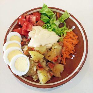 Amanida de patates q b